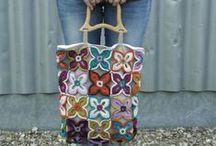 Crochet bags & cases