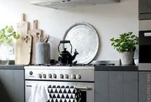 Scandinavian Kitchen / Ideen für die Küche