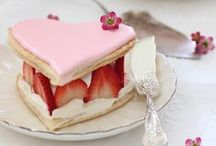 Valentines Day! Spread some love! / Ideas for Valentine's Day - food, drinks & more