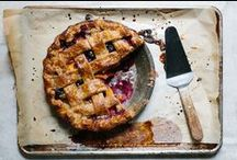 Delicious Pies / It's all about pies - filled and full of flavors! Sweet and savory...