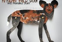 Endangered Species Craft Ideas for Elementary Kids / These endangered species crafts for elementary-aged kids are great for teachers and parents to engage their children in art-based learning about endangered animals. These crafts are great activities in the classroom or at home. / by Project Learning Tree