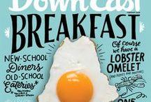 Cook Book/Magazine Design / Ideas/Designs for Cook Books and Magazines