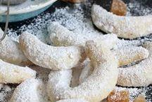 Weihnachtskekse & Plätzchen (X-MAS Cookies) / Die besten Weihnachtskekse, Plätzchen, Cookies etc. The best cookies for Christmas
