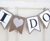 Wedding Banners / Custom Wedding Banner!