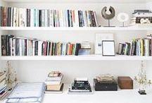 Bookcase Inspo