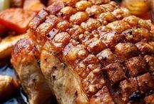 Pork & Bacon Recipes / All pork recipes. Pork chops, pork tenderloin, pulled pork, bacon and much more...