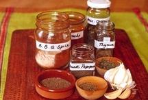 Rubs + Spice Blends