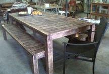 African Hard Wood Furniture