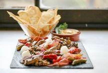 BBQs and sharing menus