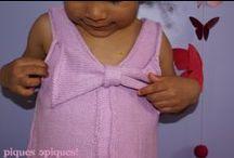 Piquée de tricot