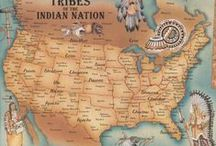 AMERICAN INDIANS / DIFFERENT TRIBES AND PHOTOS / by linda dodge