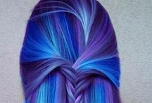 hair and make-up / by saskia schelvis