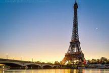 Paris / Parisian Travel Pics ooh la la.