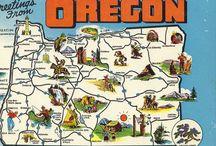 BEAUTIFUL OREGON / Beautiful places throughout Oregon. / by Jane Fate