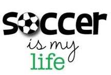 Soccer forever⚽❤ / My one and my only love..Soccer is my LIFE!⚽❤