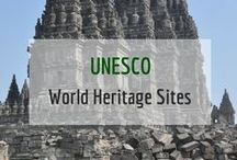 World Heritage Sites / Amazing places of special cultural or physical importance.