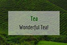 Tea Wonderful Tea / Celebrating everything about tea!