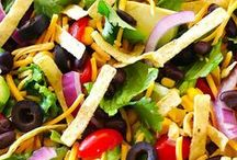 salato / cibo per il pranzo - cena