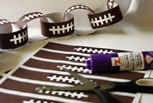 DIY Bucs Crafts / Nothing like DIY projects to impress your guests at the tailgate or football themed party.