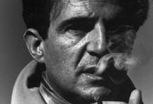 """François Truffaut /  """"""""Je fais des films pour réaliser mes rêves d'adolescent, pour me faire du bien et, si possible, faire du bien aux autres."""""""
