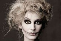 Halloween Hair and Makeup Ideas