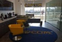 Capcom San Francisco Office Project / We had a great time working with Capcom on their new San Francisco office space, it was one of our largest projects yet! They gave us (and their fans) a photo tour of the office, and the company's brands are on full display. No matter where you go there are characters from popular Capcom series like Street Fighter, Mega Man, Dead Rising, and even Okami!   With the launch of the highly anticipated game Street Fighter V this week, the new office couldn't have come at a better time.