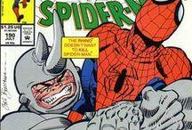 amazing comics covers