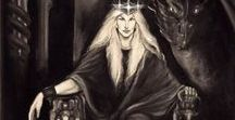 The Dark Lord / Its about Melor/Morgoth , Sauran and their Dark Forts