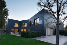 Luxe Private House in Sassuolo by Enrico Iascone Architetti
