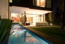 Contemporary Home by A-001 Taller de Arquitectura