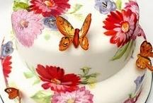 Cake / Торты / by Elena Kreknina