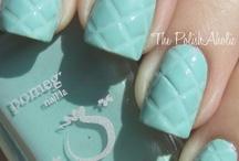 New finger nails