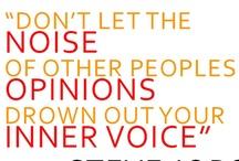 some words of wisdom