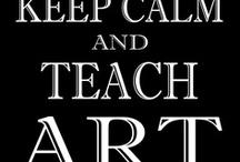 Teaching Art Ideas...