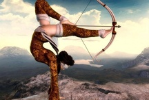 Take a bow against my arrow