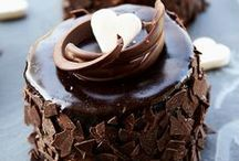 desserts / десерты / by Elena Kreknina