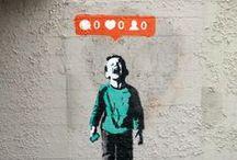 Street-Art / El arte urbano