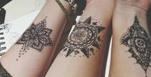Tattoos / I want some tattoos so I figured if I saw some I liked I could put it on here...