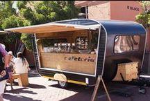 Caravanas, foodtrucks, comida sobre ruedas