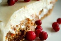 Vegan desserts & sweets
