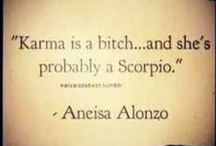 Scorpio..mysteriosly_fabulous_the best..and her priceous Aries..:D / About two stubborn signs :D