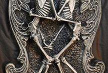 Gothic garden ideas