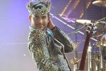 Glam Nation / The Great Adam Lambert / by Ashley Live