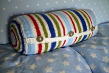 Pillow !! Yastık !! Hand-knitted / select models