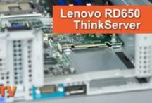 Lenovo Servers / All about Lenovo servers or at least the ones we have in stock…