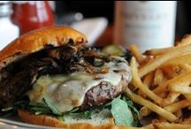 Burgers & Carvery / One for the #meatlovers...all of our finest burgers and sandwiches