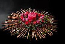 Flower Power / Des fleurs, du bonheur et des paillettes !!! love