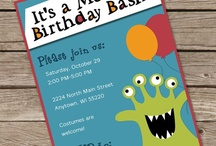 Monster Birthday Bash