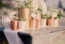 Weddings / Wedding DIY. Wedding Interiors.