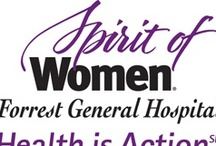 Spirit of Women / by Forrest General Hospital